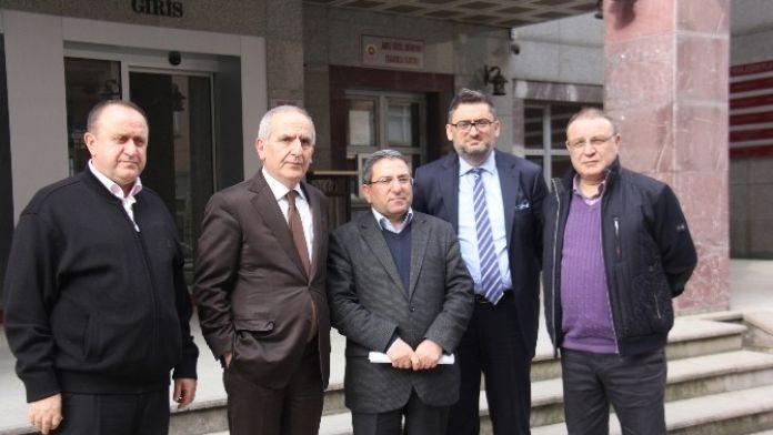 Yeşil Artvin Derneği'nden Rize İdari Mahkemesi'ne 'Cerattepe' Başvurusu