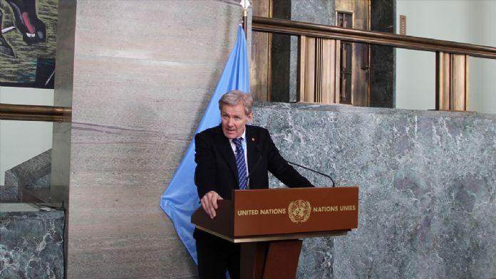 BM Suriye'de havadan yardım bırakacak