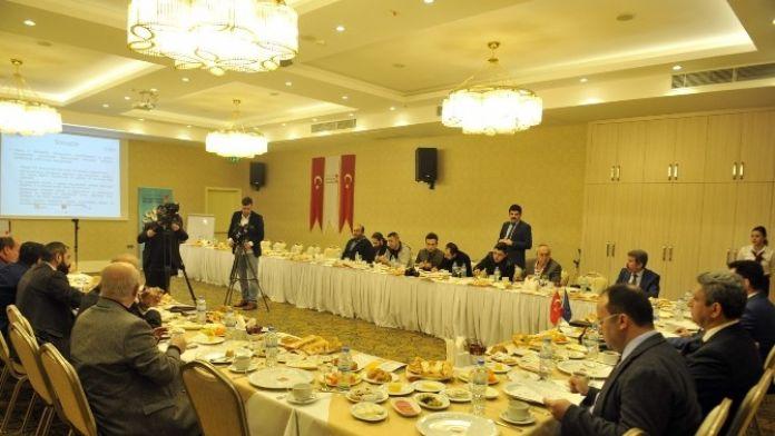 Kahramanmaraş'ta İskep'in Faaliyetleri Anlatıldı
