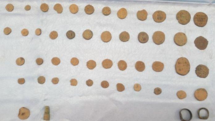 Tekirdağ'da 550 Parça Tarihi Eser Ele Geçirildi