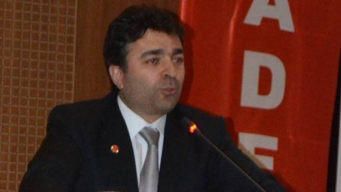 SP İl Başkanı Çalık, Terör Saldırılarını Kınadı