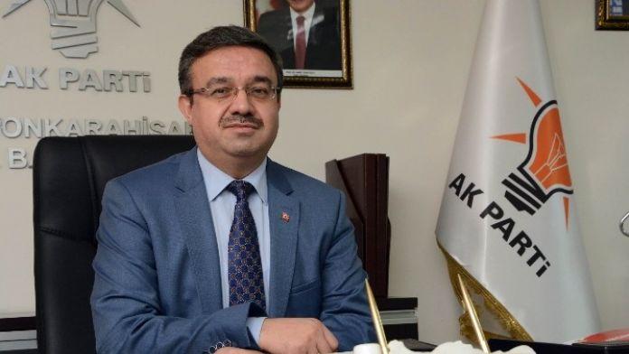 AK Parti İl Başkanı Yurdunuseven, Ankara Saldırısını Kınadı