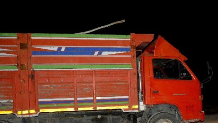 Ceylanpınar'da Kaçak Ham Petrol Ele Geçirildi