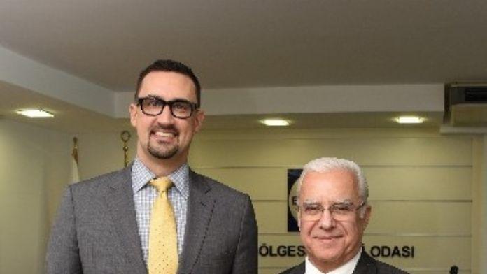 Hannover'de Türk-abd İşbirliği