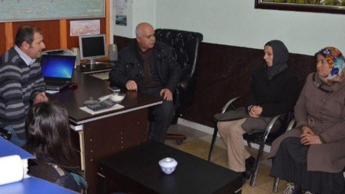 Eş Başkan Vekili Avcı'dan Gazetecilere Ziyaret