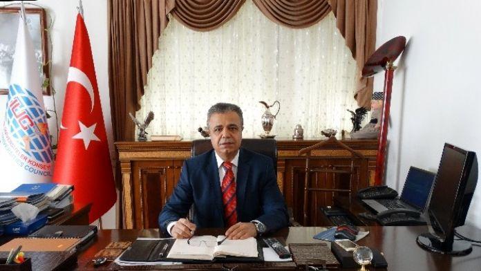 Iuc Kurucu Başkanı Azizoğlu: 'Terörizm Emperyalizmin En Büyük Güç Odağıdır'
