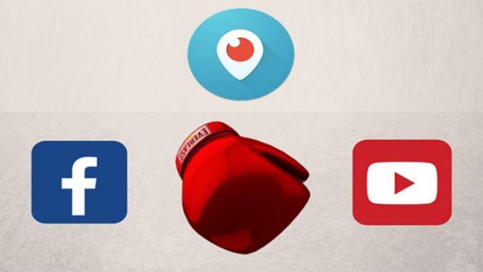 Facebook, YouTube ve Periscope'u tahtından edebilecek mi?