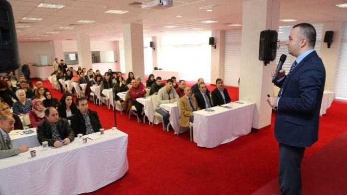 Gebze Belediyesi Personeline 'Verimlilik' Semineri Düzenlendi