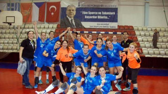 İzmir Büyükşehir Belediyespor Avrupa sınavında