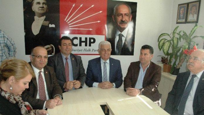 Gürün: 'İlçe Belediyeleri İle Kavgamız Yok'