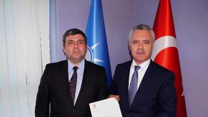 AK Parti Kemer İlçe Başkanlığına Çilengir Atandı