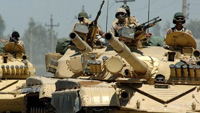 Suriye'ye kara harekatı açıklaması