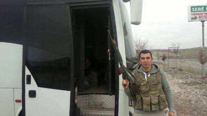 Diyarbakır'da yaralanan Aydınlı askerden iyi haber