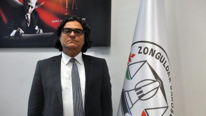 Zonguldak Barosu: