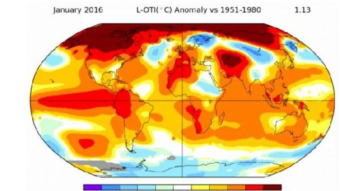 Ocak ayı, sıcaklıkta rekor kırdı