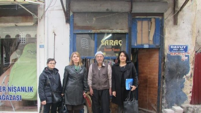 Sandıklı'nın 70 Yaşındaki TEK Saraç Ustası