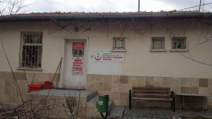Ürgüp 112 istasyonuna saldırı