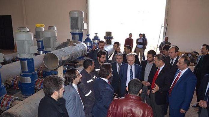 Nevşehir'de jeotermal kaynaklar tek merkezden idare edilecek