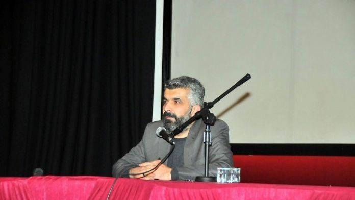 Ahmet Turgut Konferansına Yoğun İlgi