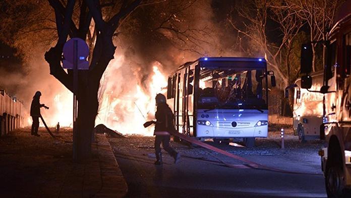 Ankara'daki terör saldırısını o örgüt üstlendi