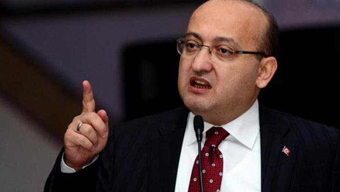 Başbakan Yardımcısı Akdoğan şok açıklama