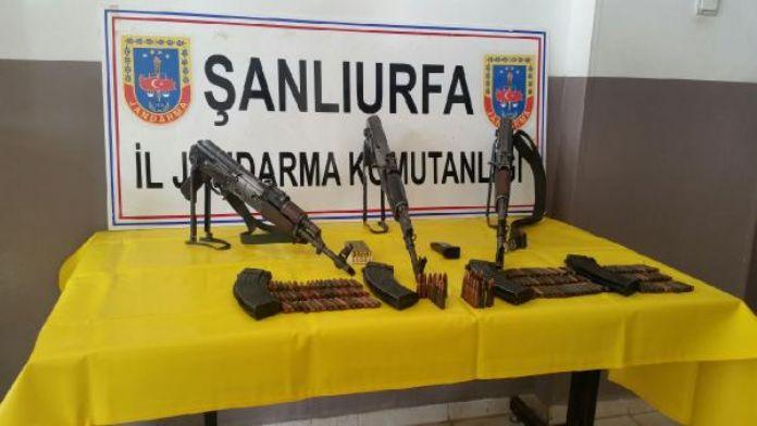 Şanlıurfa'da PKK operasyonu: 8 gözaltı