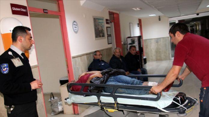 Sivas'ta besicilerin yer kavgası: 6 yaralı
