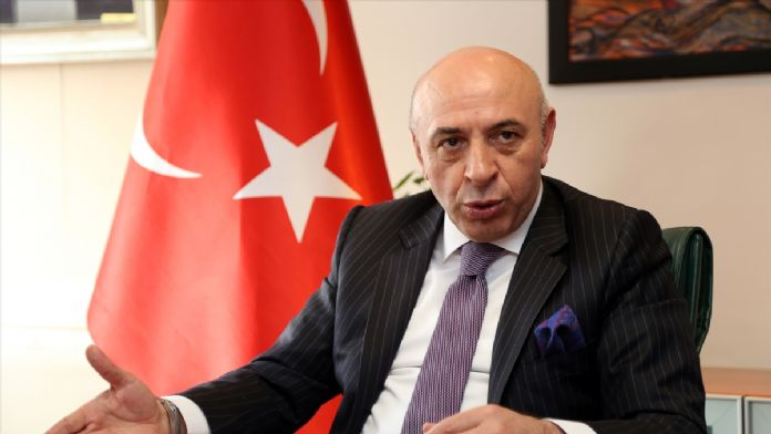 Kaynak Holding Yönetim Kurulu Başkanı Okumuş: