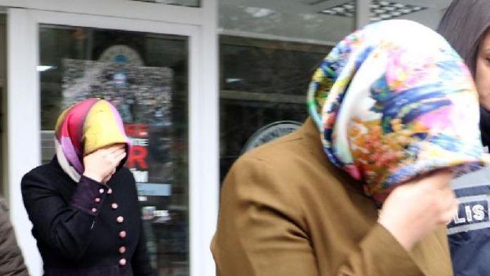 Samsun'da 'paralel yapı' operasyonunda 8 şüpheli adliyede