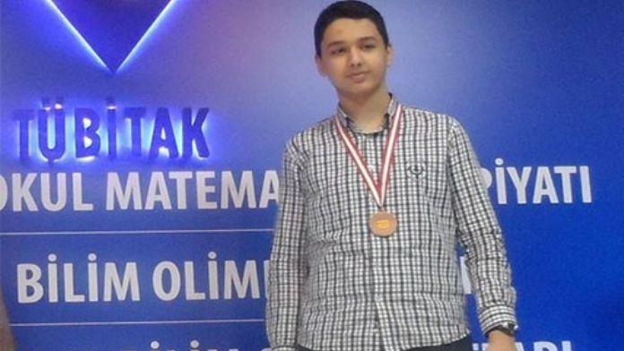 Malatya Fen Lisesi Öğrencisinin Büyük Başarısı