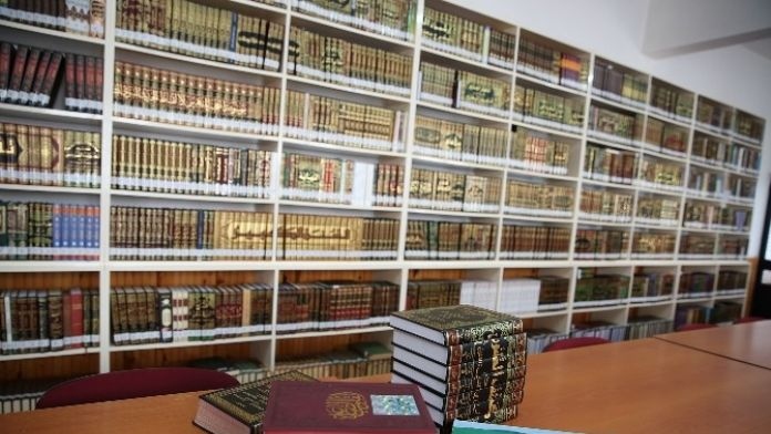 ODÜ Kütüphanesi Hizmete Hazır