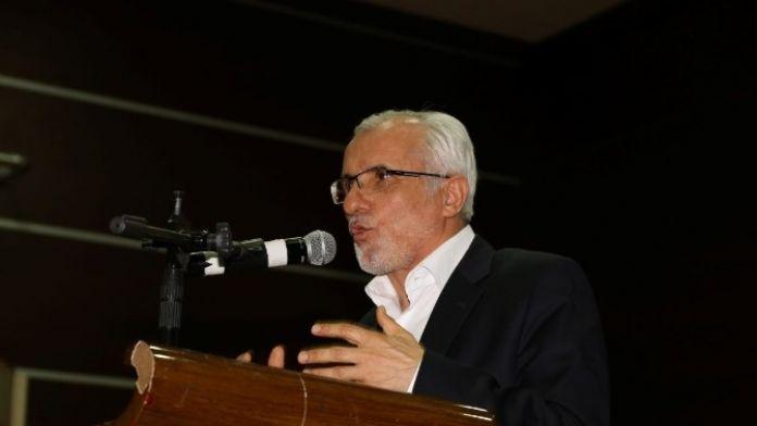 'İslam'ın Hayatımıza Katkıları' Konferansı Verildi