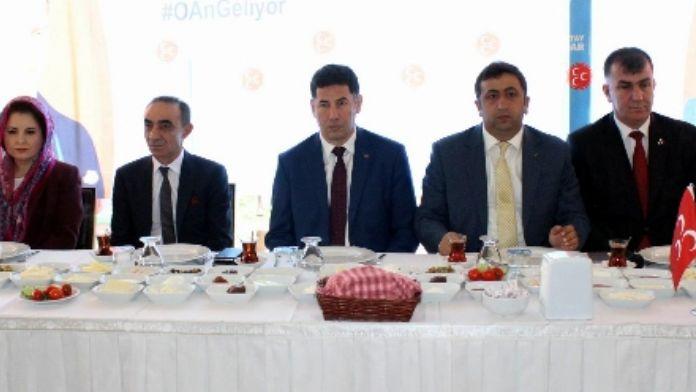 MHP Genel Başkan adayı Oğan iddialı konuştu