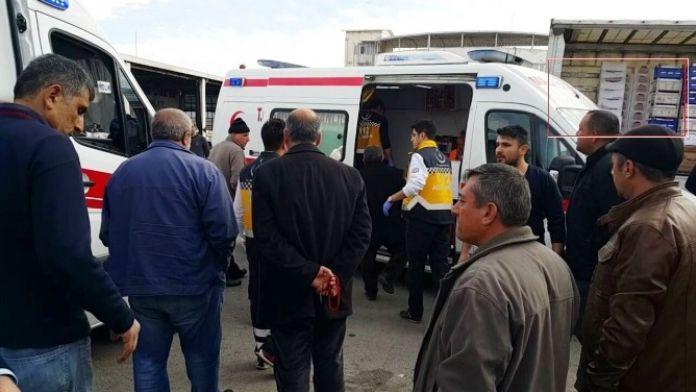 Malatya'da Esnaf Arasında Kavga: 6 Yaralı