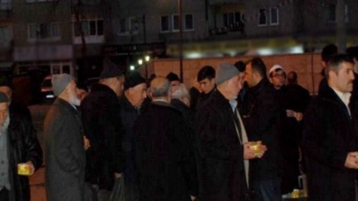 Çankırı'da Çakıroğlu Dualarla Anıldı