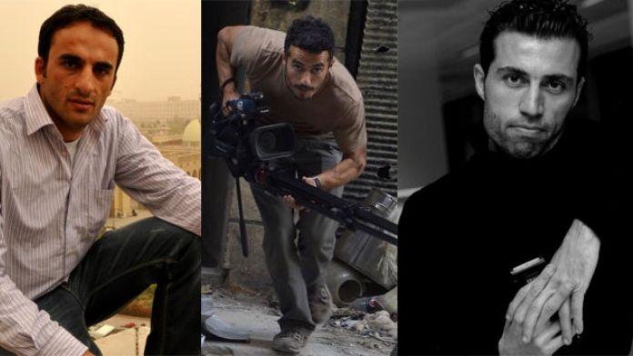 PKK'nın kaçırdığı gazeteciler serbest