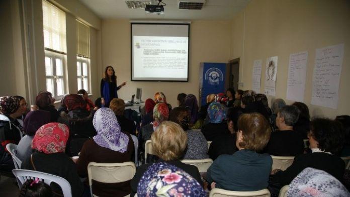 Odunpazarı'ndan Kadınlara Yönelik Eğitim