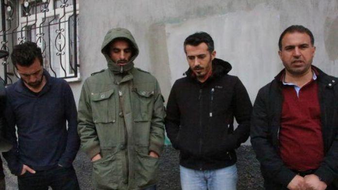 PKK, Anadolu Ajansı'nın 3 muhabirini Nusaybin'de kaçırdı