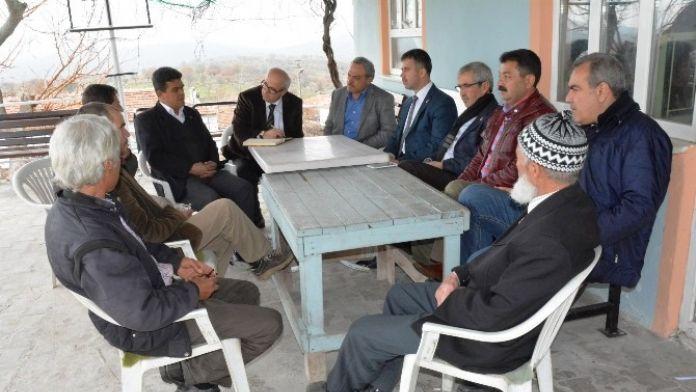 Yunusemre Belediyespor'da Komisyonlar Çalışıyor