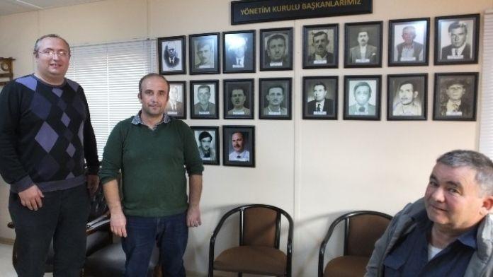 Burhaniye'de TARİŞ Başkanlarına Vefa