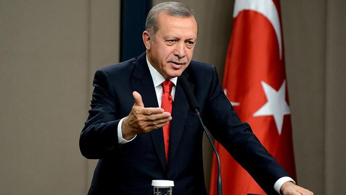 Erdoğan'dan önemli sözler