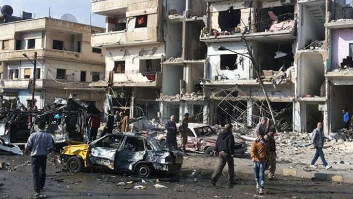 Suriye kana bulandı:140 ölü