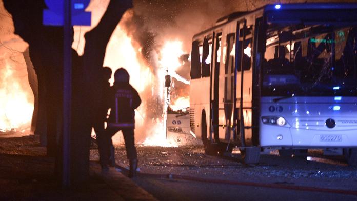 Ankara saldırısı bile bile teröristlere araç satmışlar!