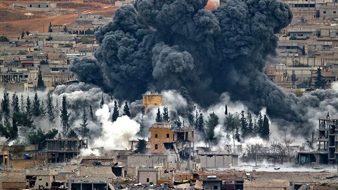 Rusya, Suriye'de savaş suçu işliyor