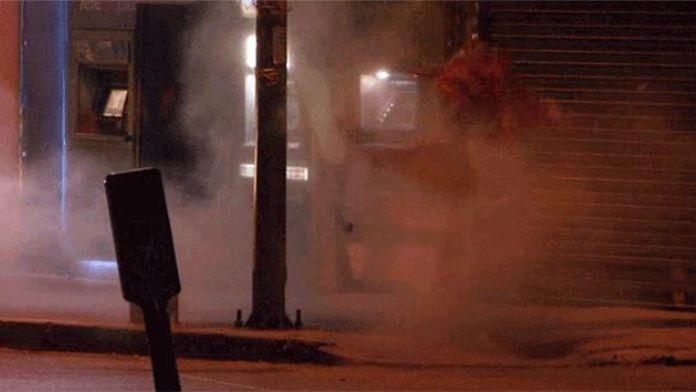 Beyoğlun'da bomba paniği !