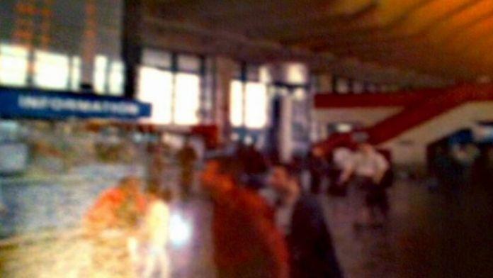 Ankara saldırısının faili otogarda böyle görüntülendi!