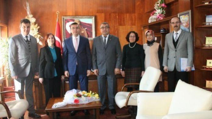 Çaycuma'da 'Vergi Haftası' Kutlama Etkinlikleri Başladı