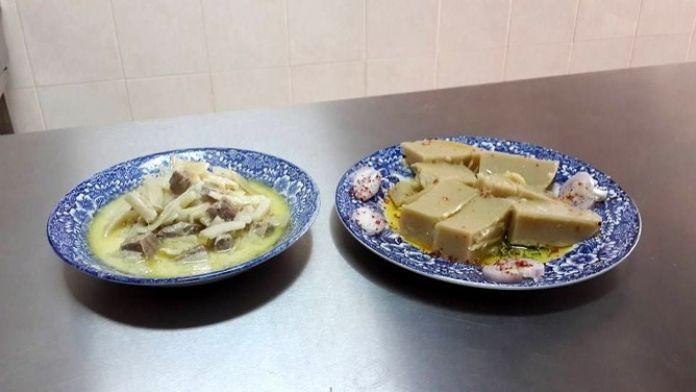 Girityalılar Mudanyalı Öğrencilere Girit Yemeklerini Öğretti