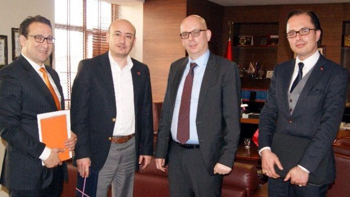 Ayto Üyeleri İçin Hollanda İle İşbirliği İmkanları Görüşüldü