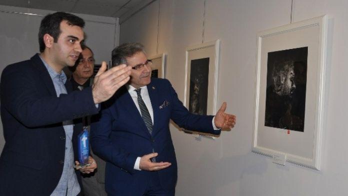 Bandırma'da 'Portreler' Sergisi